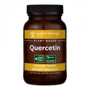 Quercetina - antiossidante e antistaminico - 60 caps