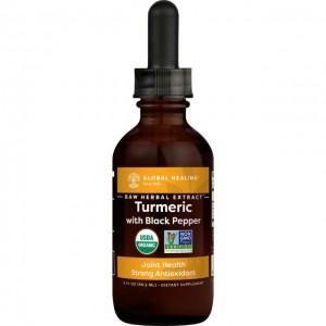 Turmeric - Estratto crudo curcuma e pepe nero - 59ml