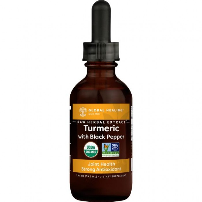 Turmeric - estratto liquido di curcuma e pepe nero - 60ml