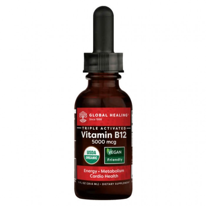 B12 triple activated - complesso vitamina B12 - 30ml