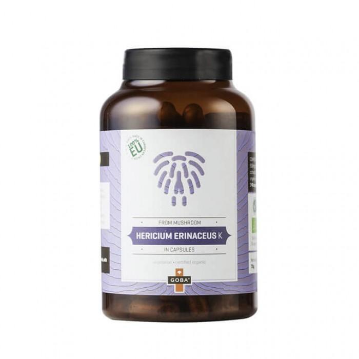 Hericium erinaceus - bio - 140 caps