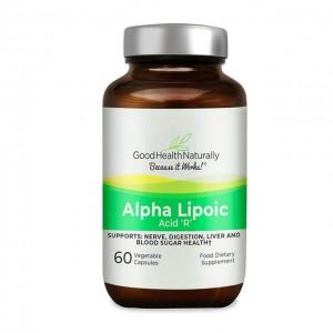 "Acido alfa lipoico ""R"" - 60 caps"