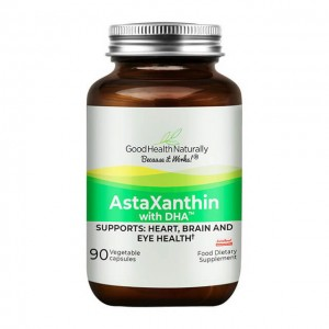 Astaxantina con DHA - 90 caps