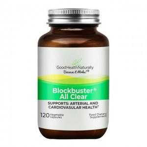 Blockbuster AllClear - 120 caps