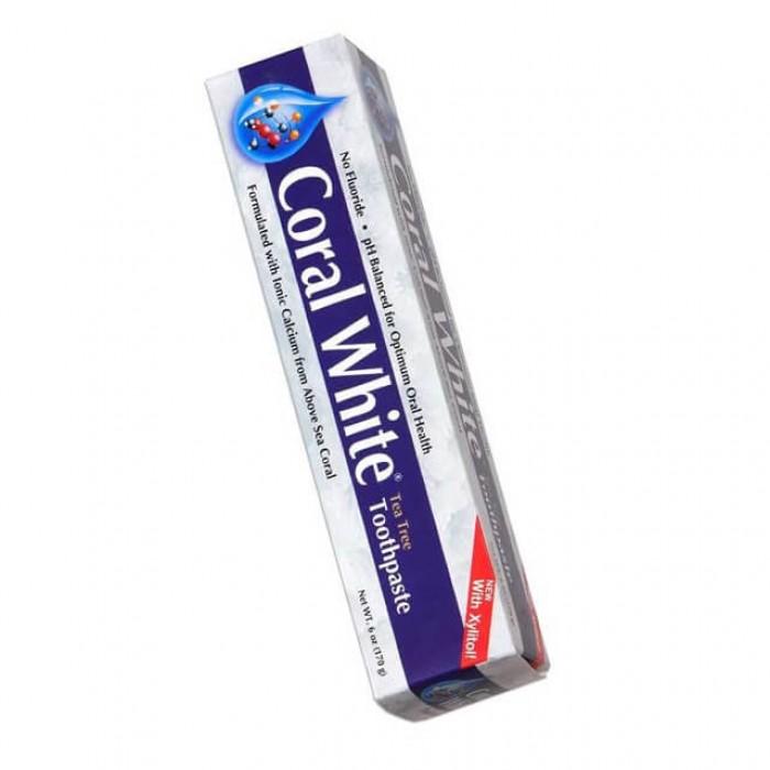 Dentifricio Coral White - Menta