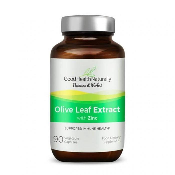 Estratto di foglie di ulivo con zinco - 90 Vcaps
