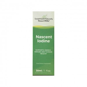 Iodio Nascente - 30ml