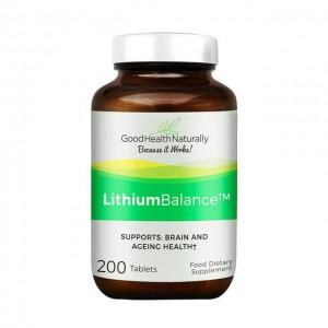 Litio Orotato - Lithium Balance - 200 tabs