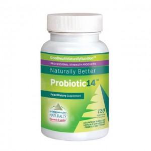 Probiotici - Probiotic14 - 120 caps