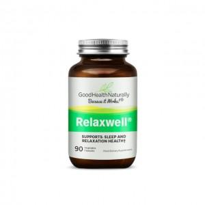 RelaxWell con L-triptofano, L-teanina e vitamine B - 90 caps