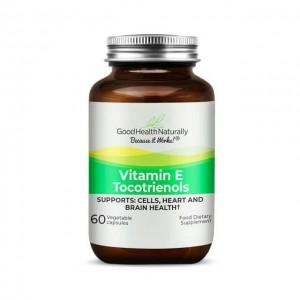 Vitamina E  - 60 caps