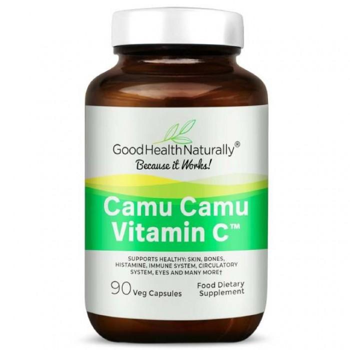 Vitamina C naturale dal camu camu - 90 caps