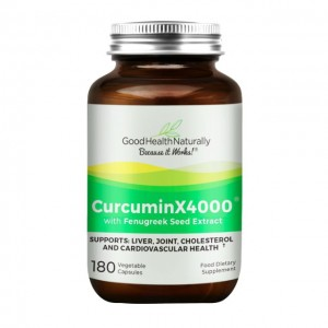 Curcumina - curcumin X4000 - 180 caps