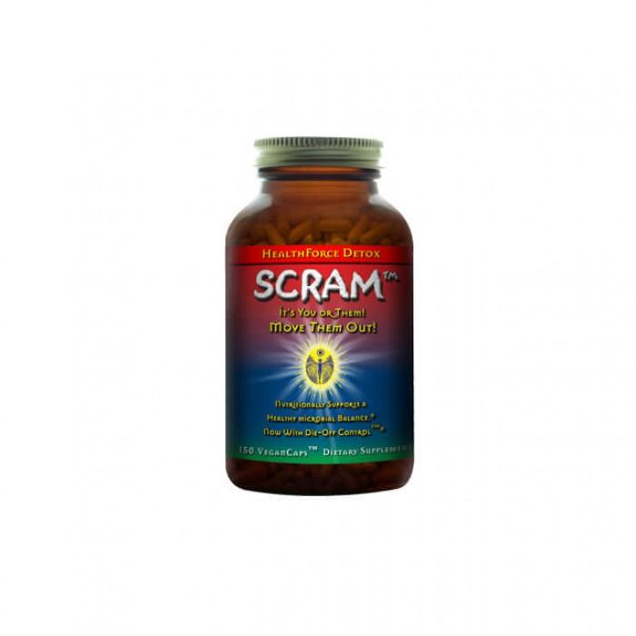 SCRAM  - Anti-Parassitario/Candida
