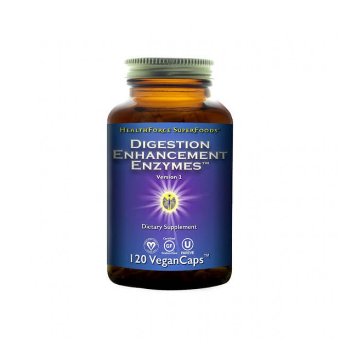Enzimi digestivi - 120 Vcaps