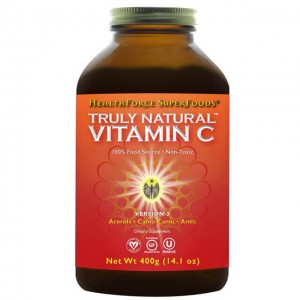 Truly natural vitamin C - 400g