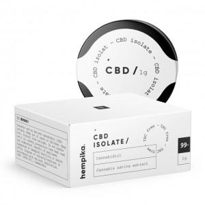 CBD isolato 99% - cristalli - 1g