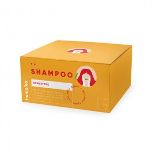 Shampoo solido alla canapa - 50g