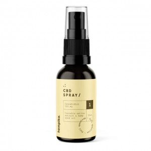 Spray CBD 1% - 300mg di CBD