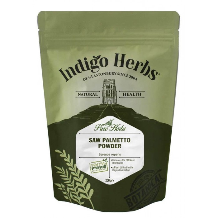 Saw palmetto in polvere 100g