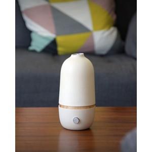 Bo white - diffusore a nebulizzazione per oli essenziali