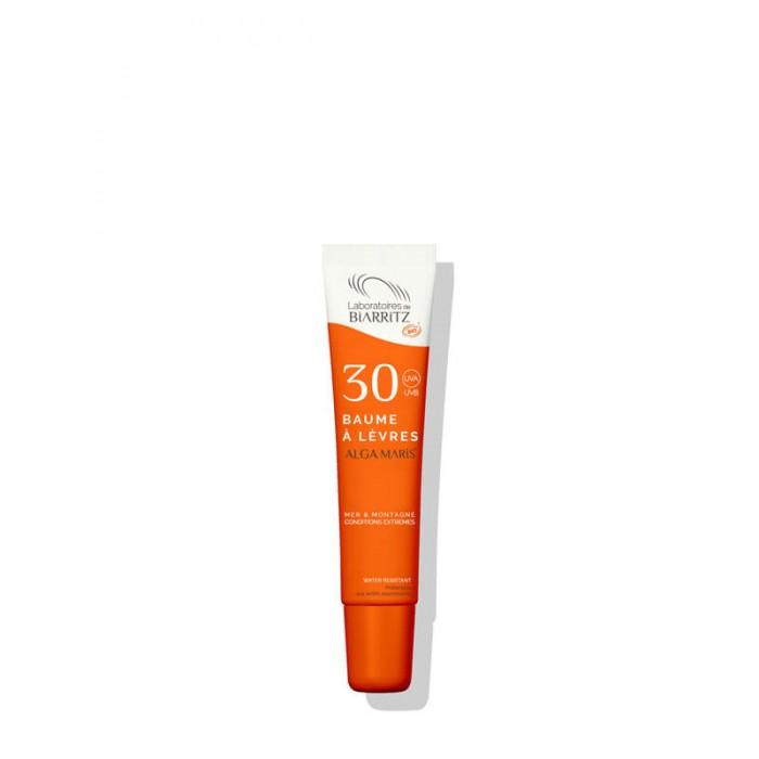 Balsamo labbra protettivo SPF 30 - bio - Alga maris