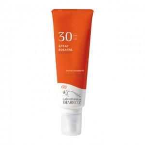 Spray solare viso e corpo SPF 30 - bio - Alga maris