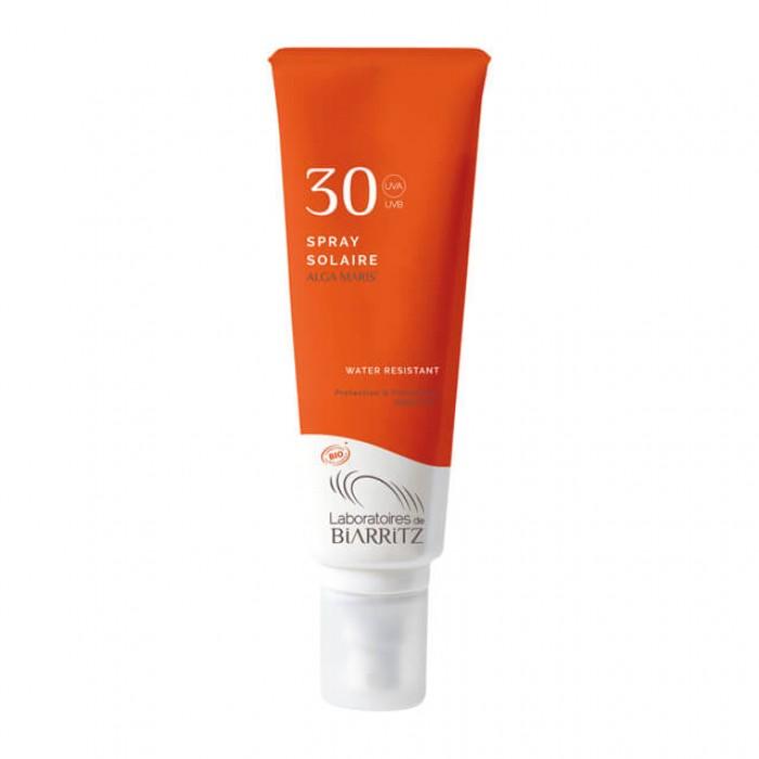 Spray Solare viso e corpo Bio SPF 30 - Alga Maris