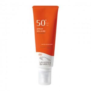 Spray solare viso e corpo SPF 50+ - bio - Alga maris