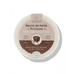Burro corpo Karite - Bio - 120ml