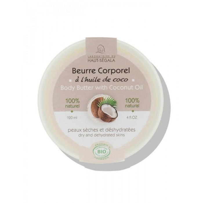 Burro corpo karite e cocco - bio - 120ml