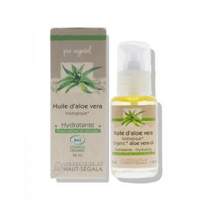Olio di Aloe Vera macerato - Bio - 50ml