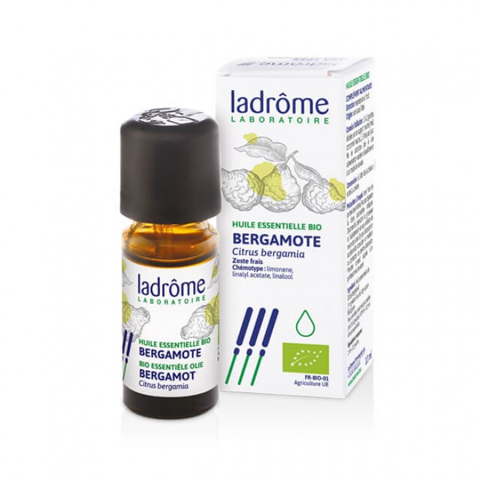 Bergamotto - olio essenziale - bio - 10ml