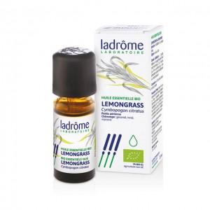 Lemongrass (cymbopogon citratus) citronella - olio essenziale - bio - 10ml