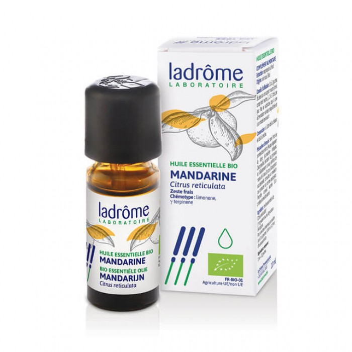 Mandarino - olio essenziale - bio - 10ml