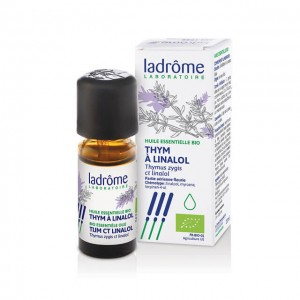 Timo linalolo - olio essenziale - bio - 10ml