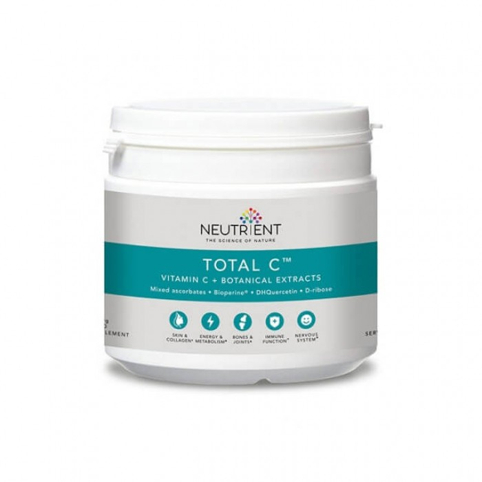 Neutrient Total C - Vitamina C potente - 300g