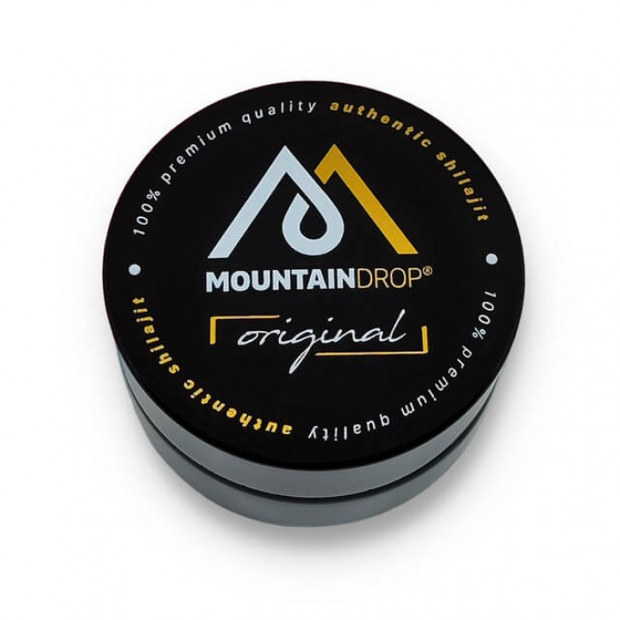 Shilajit puro / mumijo - Mountaindrop - resina 25g