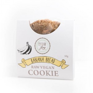 Cookie crudista banana bread - 50g