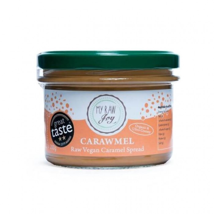 Carawmel - crema crudista al caramello - bio - 200g