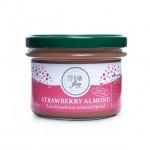 Crema mandorle, anacardi e fragole - bio  - 200g