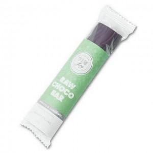 Barretta al cioccolato ripieno frutta & caramello - raw - bio - 30g
