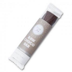 Barretta al cioccolato ripieno caffe - raw - bio - 30g