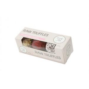 Truffles crudisti mix fragola e arancia - bio  - 45g
