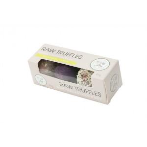 Truffles crudisti ai mirtilli e limone - bio  - 45g