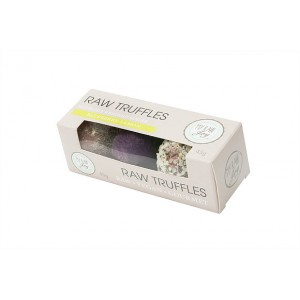 Truffles crudisti ai mirtilli e limone - 45g
