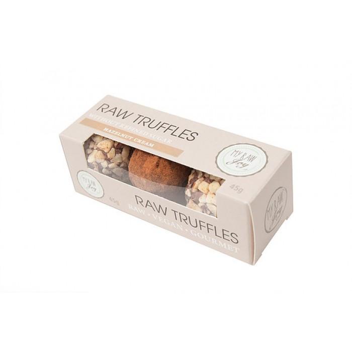 Truffles crudisti alle nocciole - 45g