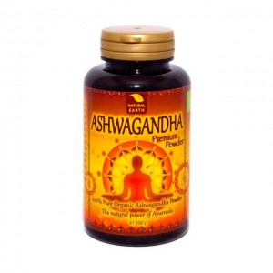 Ashwagandha BIO - 100g
