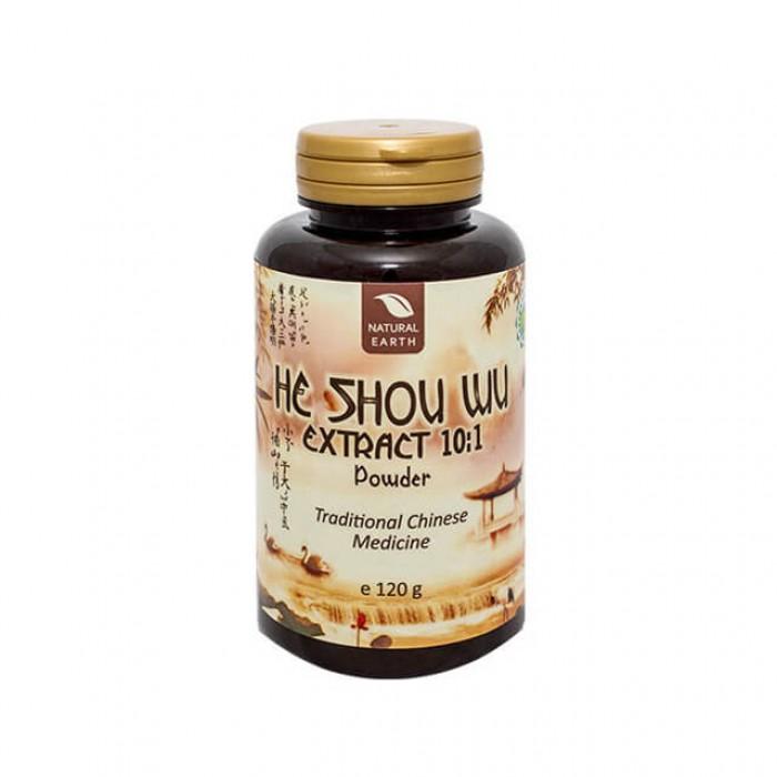 He shou wu - estratto 10:1 - 120g