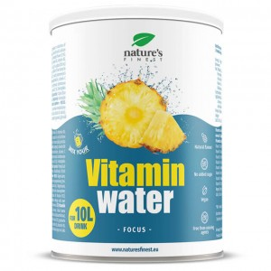 Focus - acqua vitaminica in polvere - 200g